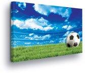 Football Canvas Print 60cm x 40cm