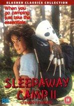 Sleepaway Camp 2: Unhappy Campers (dvd)