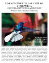 Los Nombres de las Aves de Venezuela