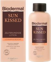 Biodermal Zelfbruiner - Zelfbruinende lotion - Body Light 200ml