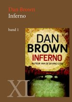 Inferno - grote letter uitgave