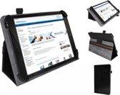 Folding hoesje voor Samsung Galaxy Tab S2 8.0, ultieme cover, zwart , merk i12Cover