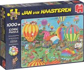 Jan van Haasteren Het Ballon Festival - Puzzel 1000 stukjes