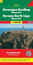 FB Noorwegen blad 4,  Noordkaap • Hammerfest