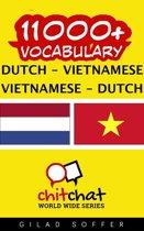 11000+ Vocabulary Dutch - Vietnamese