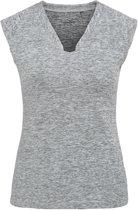 Venice Beach Eleamee Body  Sportshirt performance - Maat XL  - Vrouwen - grijs