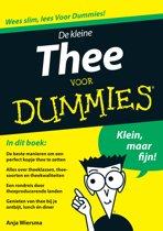 Voor Dummies - De kleine thee voor dummies