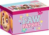 Delta Kids Paw Patrol Opbergkist Meisjes Roze 55 X 37 X 32 Cm