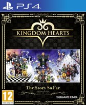Kingdom Hearts: The Story So Far - PS4