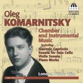 Komarnitsky: Chamber And Instr.