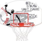 Basketbal Bord met Ring