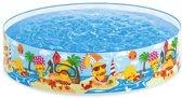 Intex Zwembad met Harde Rand - 122 cm