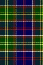 Clan Arnott Tartan 100 Page Lined Journal/Notebook
