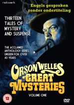 Orson Welles Great Mysteries: Volume One [DVD]