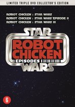Star Wars: Robot Chicken 1-3
