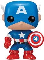 Funko: Pop Marvel Captain America