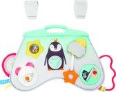 Taf Toys Activiteitencentrum met licht en geluid Laptoy voor Box of onderweg -