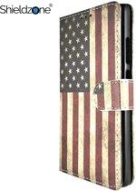 SHIELDZONE - hoesje voor Wiko Lenny 4 - USA