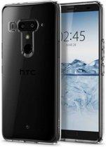 Spigen Liquid Crystal Case HTC U12 Plus - Crystal Clear