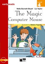 Earlyreads Level 4: The magic computer mouse Book + cd audio