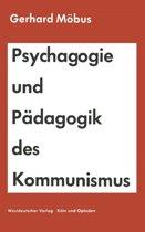 Psychagogie Und P dagogik Des Kommunismus