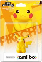 Nintendo amiibo Super Smash Figuur Pikachu - Wii U + NEW 3DS + Switch