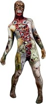 Morphsuits™ The Facelift Morphsuit - SecondSkin - Verkleedkleding - 185/206 cm