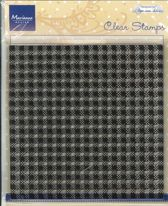 Clear Stamps Anja's Plaid