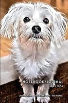 Notebook/Journal Maltese
