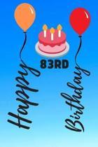 Happy 83rd Birthday