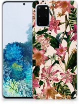 Samsung Galaxy S20 Plus TPU Case Flowers