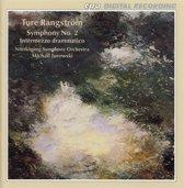 Rangstrom: Symphony no 2, etc / Jurowski, Norrkoping SO