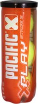 Pacific X Play Stage 2 - Tennisbal - 3er tin - Geel/Oranje thumbnail