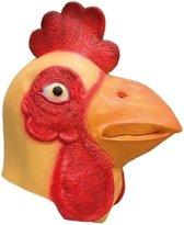 Dierenmasker kip van latex