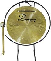 Dimavery Gong - 25cm - Met Standaard en Slaghamer