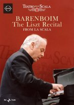 Daniel Barenboim - Liszt Recital
