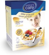Weight Care Muesli - Maaltijdvervanger - 5 stuks