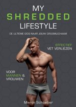 Omslag van 'My Shredded Lifestyle'