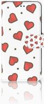 Xiaomi Mi A2 Lite Boekhoesje Design Hearts