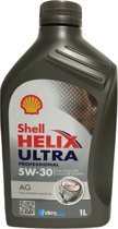 Shell Helix Ultra Professional AG 5W-30 (1 liter)
