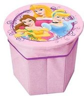 Opbergbox/ zitje Princess