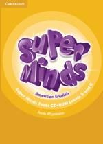 Super Minds American English Levels 5-6 Tests Cd-Rom
