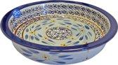 Lavandoux - Ovenschaal -  Rond - Ø20 cm - Blue Lace