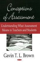 Conceptions of Assessment