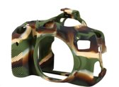 easyCover Body Cover for Canon 650D/700D Camouflage