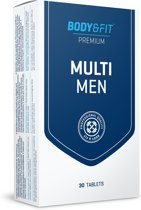 Body & Fit Multi Men - Multivitamine voor mannen - 30 tabletten