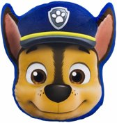 Paw Patrol Chase kussentje 35 x 31 cm