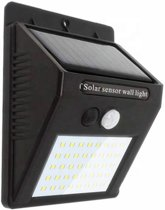 Tuin verlichting- Buitenlamp- Solar oplaadbare LED