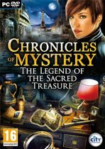 Chronicles of Mystery, Legend of the Sacred Treasure