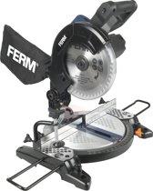 FERM MSM1037 Afkortzaag - 1300 W - Ø 210 mm